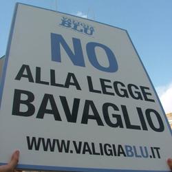 No alla legge-bavaglio!
