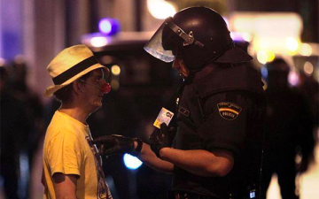 Spain will soon approve the most repressive anti-protest law in Europe