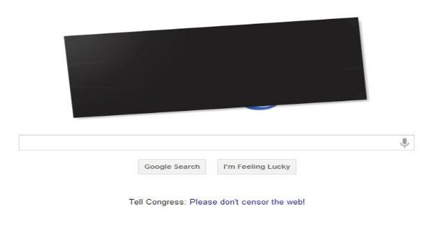 Google Doodle censurato