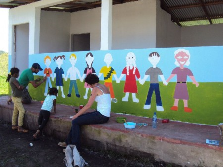 Martina Gruppo in Nicaragua 4