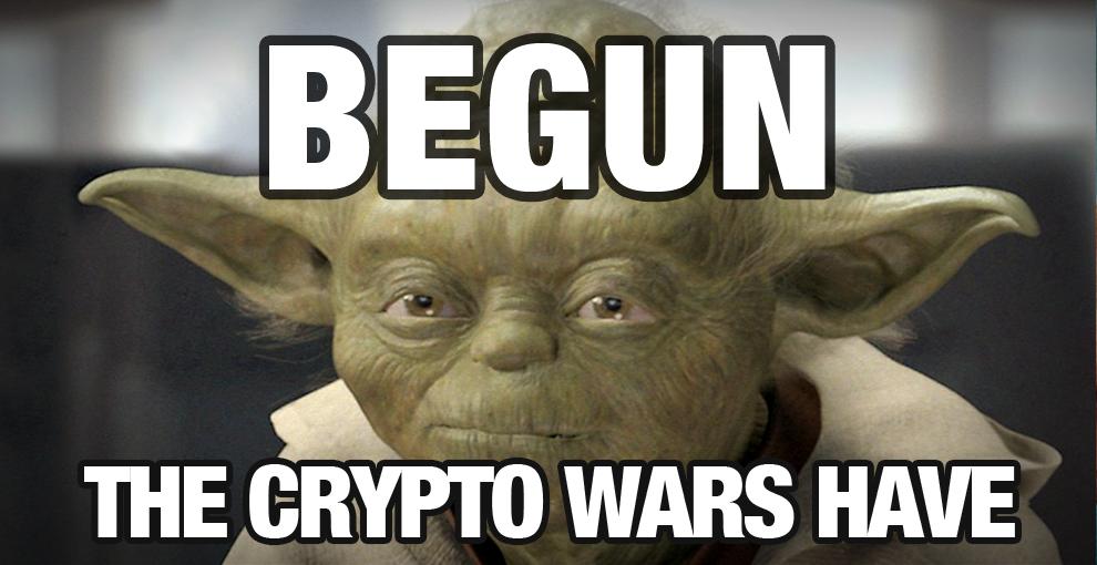 Crytpowars