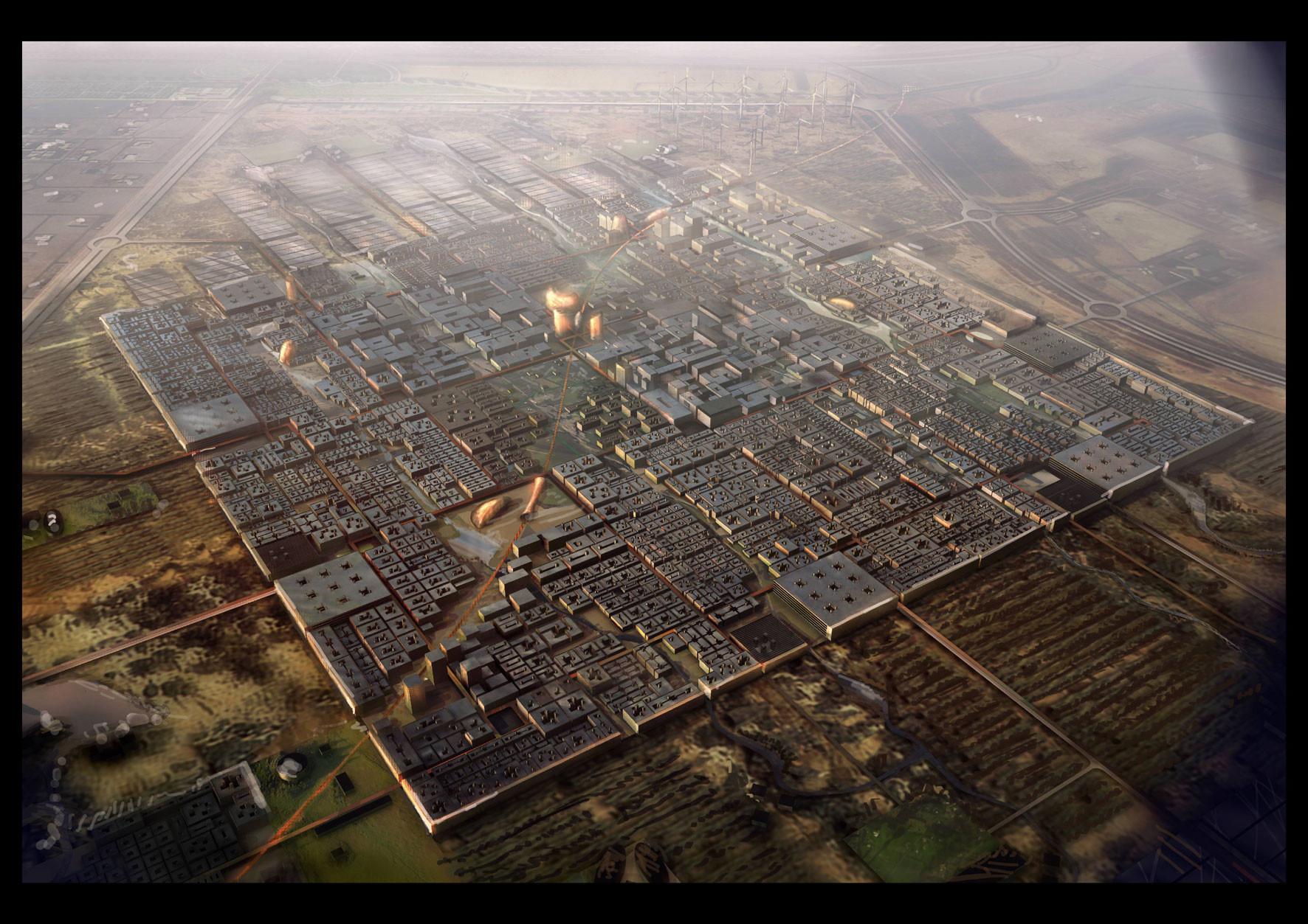 Masdar City, il futuro è senza petrolio