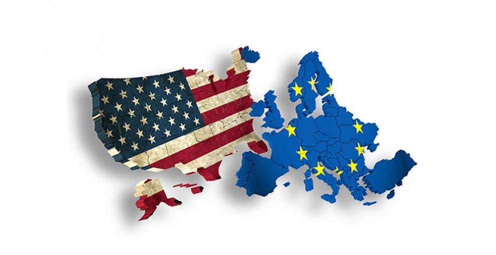 Usa vs Ue