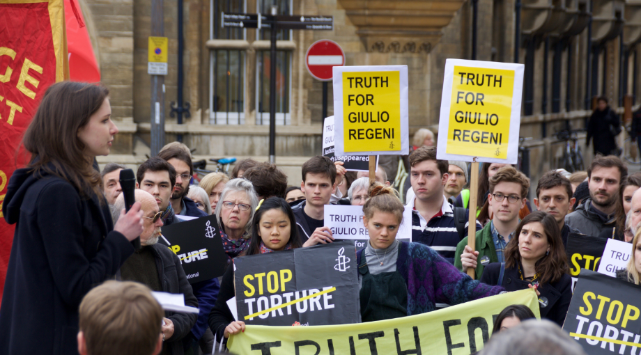 Caso Regeni: Cambridge, la Procura e i media