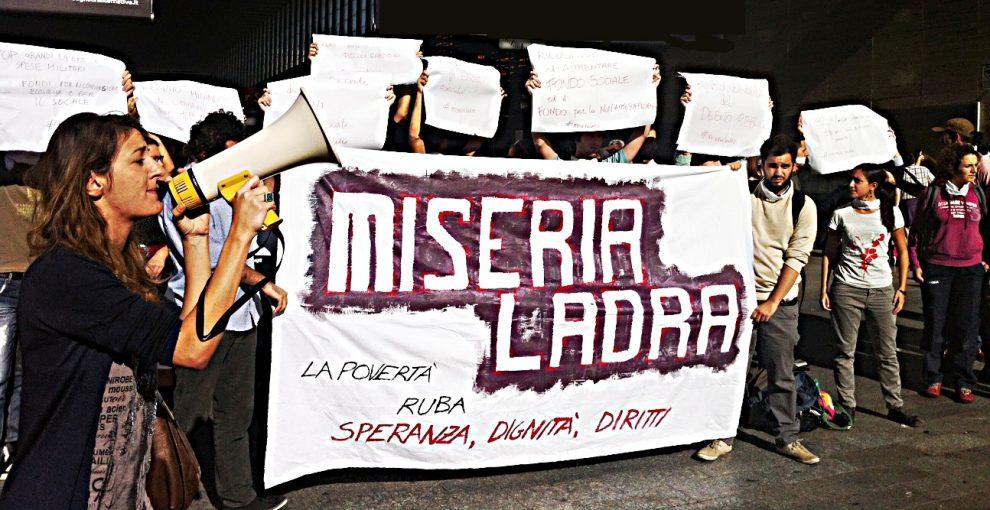 Dossier sulla povertà in Italia