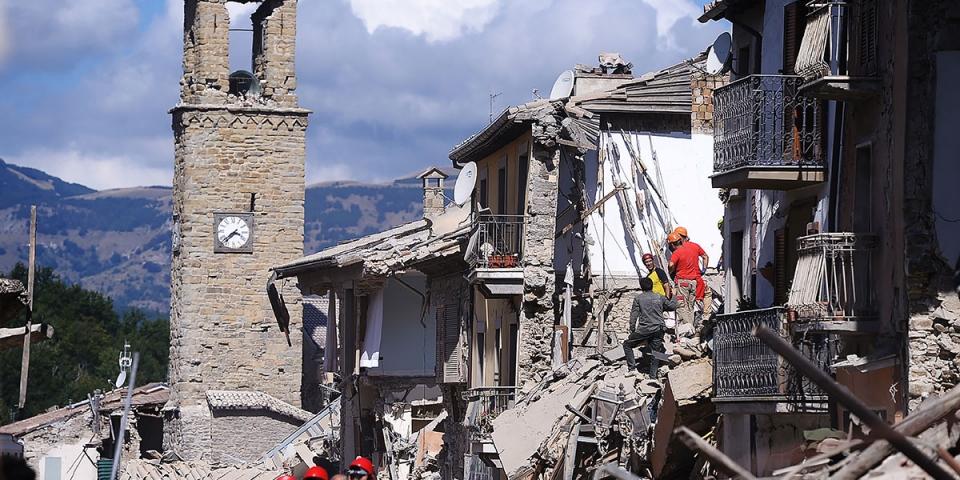 Terremoto e prevenzione: perché l'Italia non è come il Giappone
