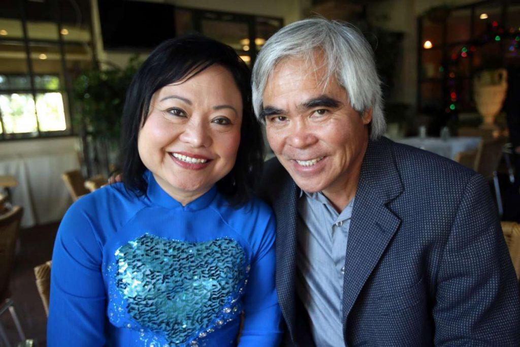 Nick Ut e Kim Phuc