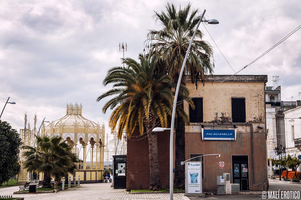 La stazione di Palagianello