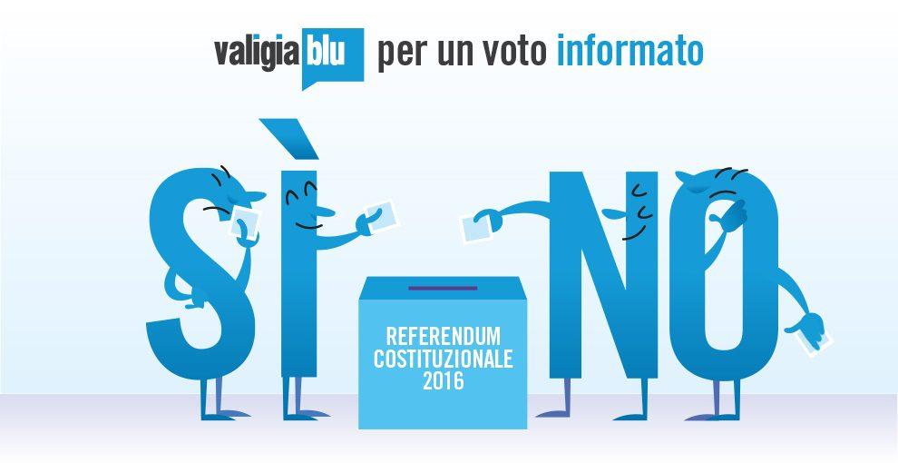 Riforma costituzionale: votare informati