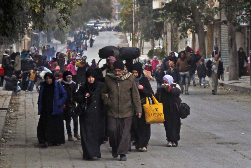 Ad Aleppo non è possibile nemmeno contare i morti