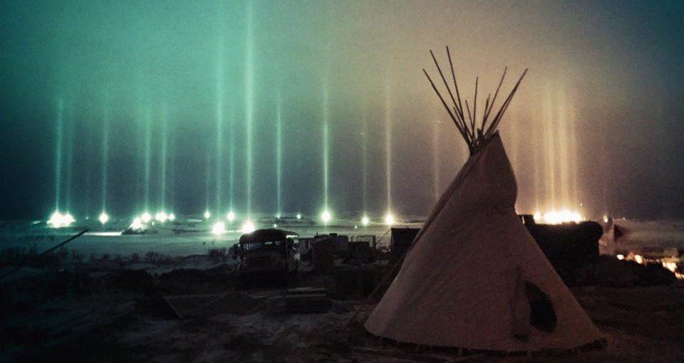 """USA, la protesta dei Sioux contro l'oleodotto: """"Serve una mobilitazione globale"""""""