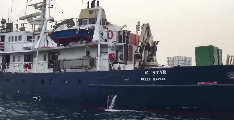 C-Star, la nave che vuole fermare i migranti e la strategia mediatica di Generazione Identitaria