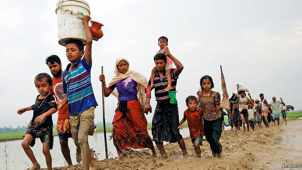Myanmar: la strage dei Rohingya, 80000 bambini senza cibo e il silenzio del Nobel Aung San Suu Kyi