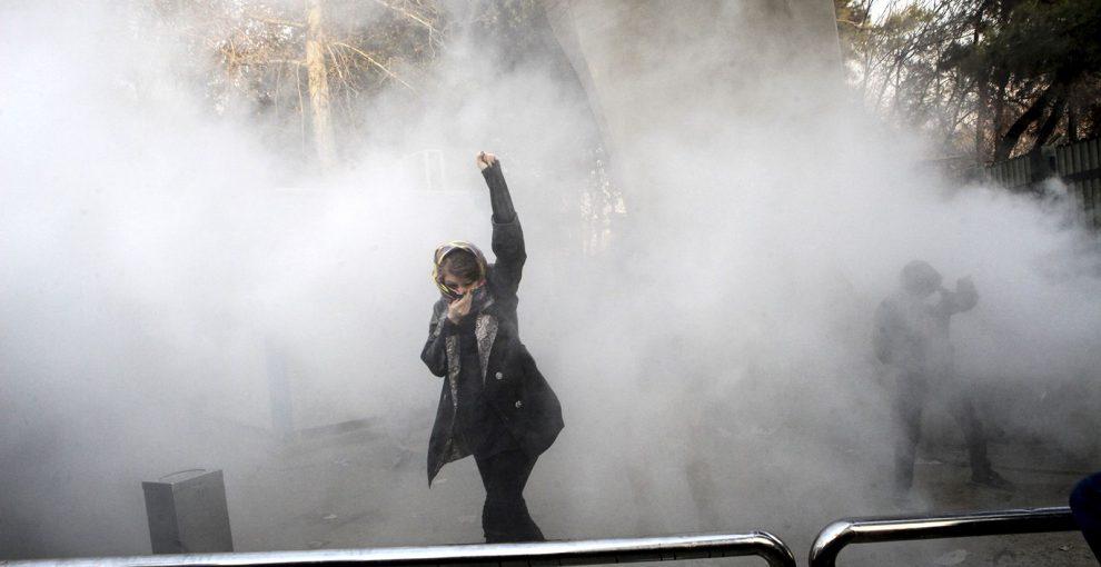 Le proteste in Iran contro corruzione, austerità e disoccupazione