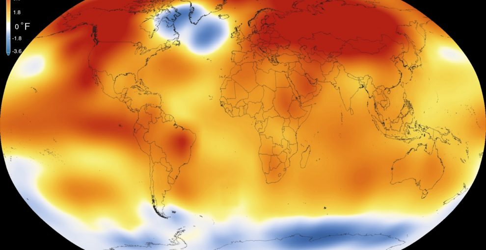 Sul Corriere della Sera ancora un caso di disinformazione sul clima