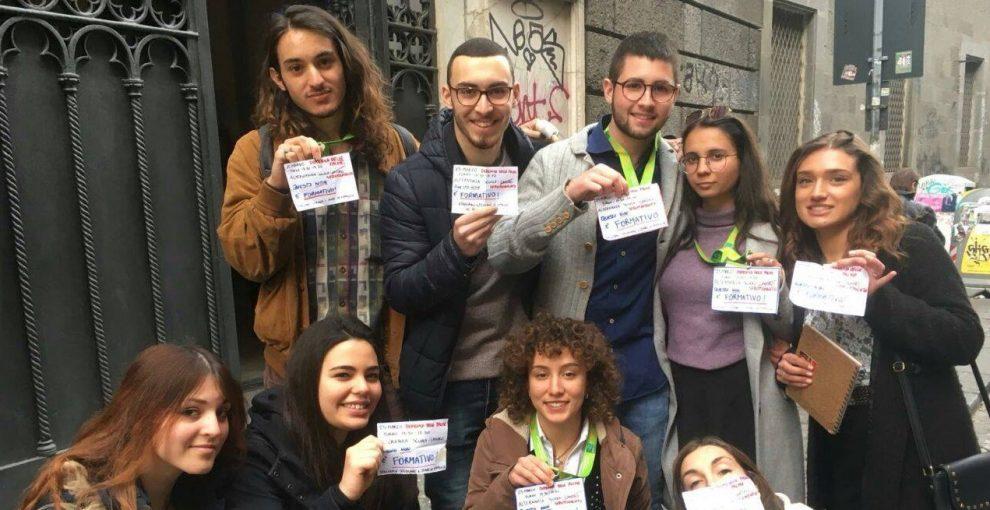 Carpi, Napoli e l'alternanza scuola-lavoro: se la scuola punisce il pensiero critico e la protesta democratica