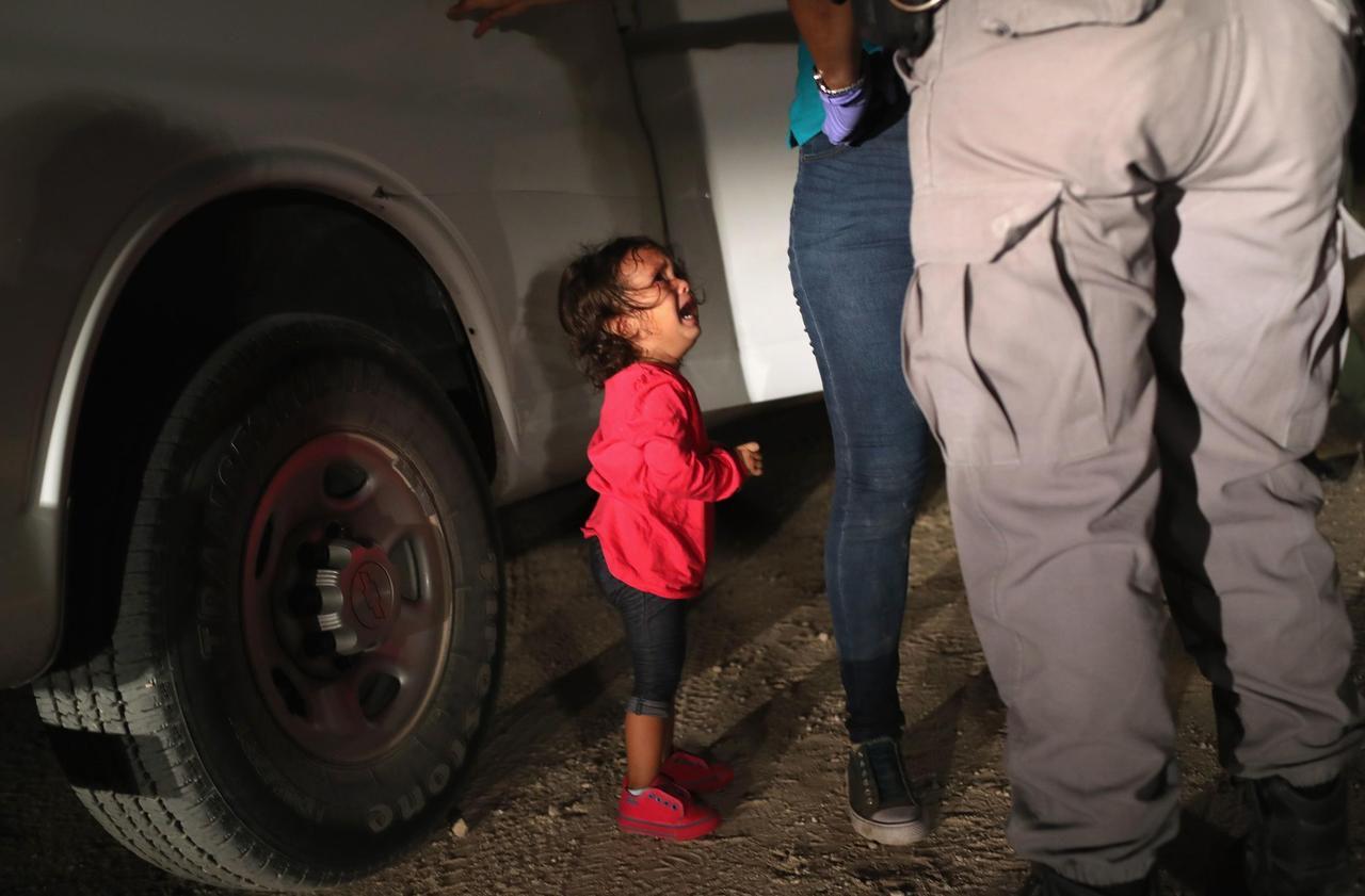 18 milioni di dollari raccolti su Facebook per aiutare i genitori immigrati a riunirsi con i figli. La mobilitazione contro Trump