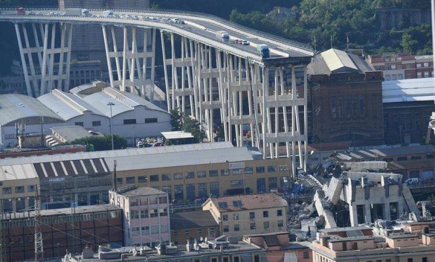 """Quello che si sapeva da tempo del """"Ponte Morandi"""" di Genova"""