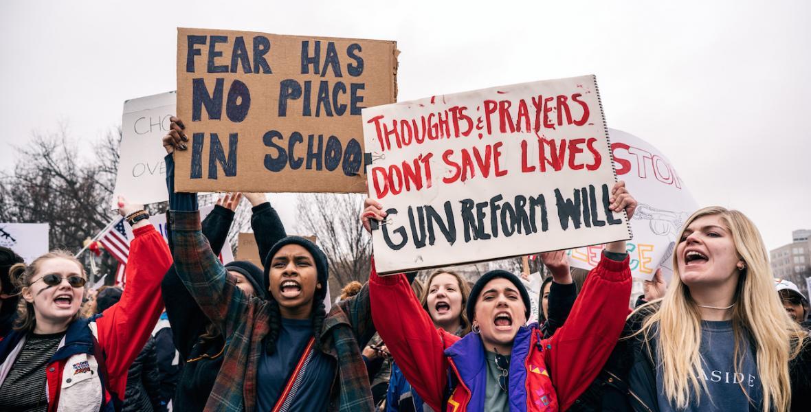 Parkland, l'attivismo dei sopravvissuti alla strage ha ispirato un'ondata di leggi contro le armi