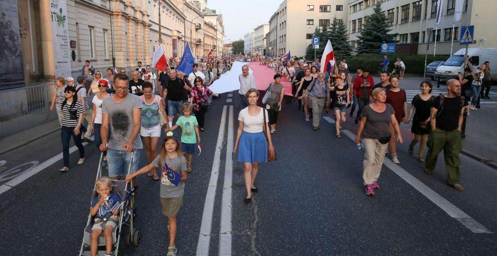 Polonia: i movimenti di protesta che sfidano il potere in nome dei diritti e della democrazia