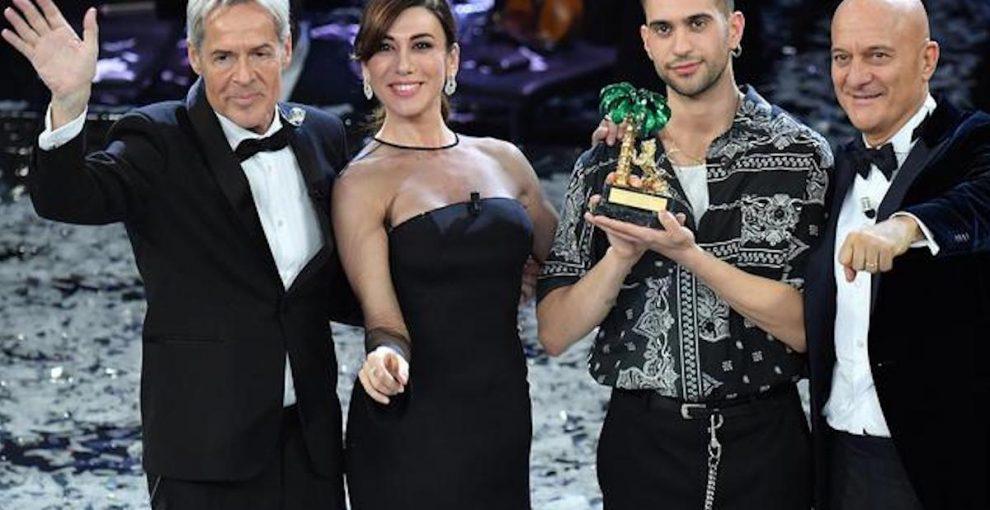Sanremo, Mahmood e il delirio complottista élite vs popolo