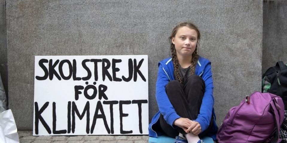 Greta Thunberg, operazione pianificata per manipolare l'opinione pubblica. Analisi di una teoria del complotto