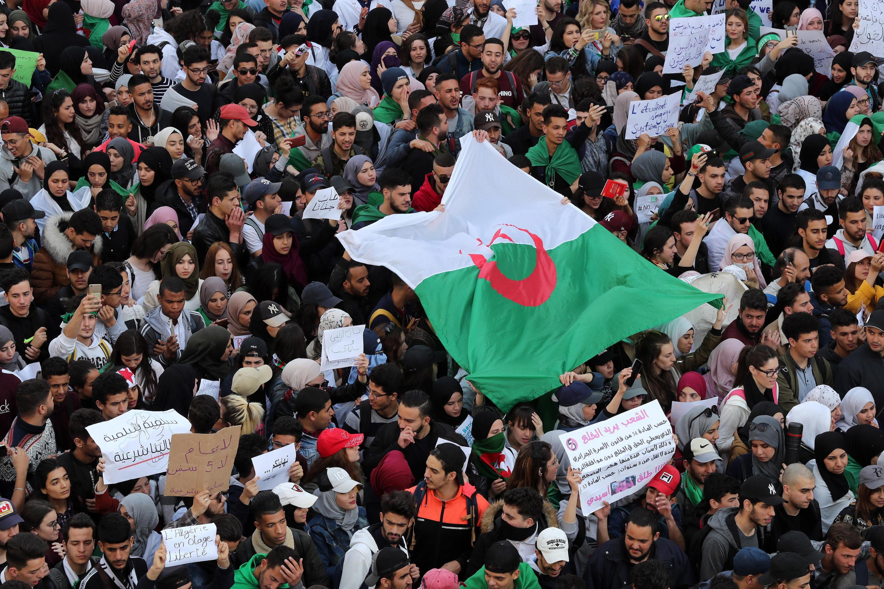 Algeria sito di incontri Senior incontri Shropshire