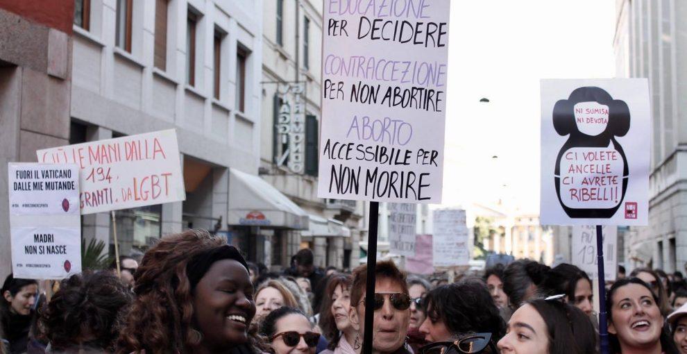 Verona si prepara a resistere contro il Congresso Mondiale delle Famiglie