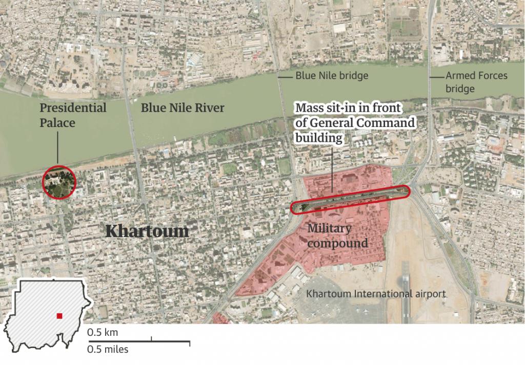 Sudan, proteste, Khartoum, esercito