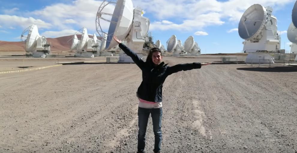 Se abbiamo osservato l'inosservabile è grazie a lei: Katie Bouman, 29 anni, scienziata informatica