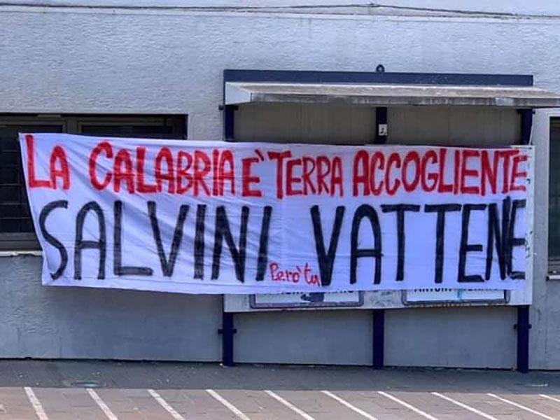 Il tweet a Saviano, la gestione del dissenso contro Salvini: le parole poco convincenti del capo della polizia