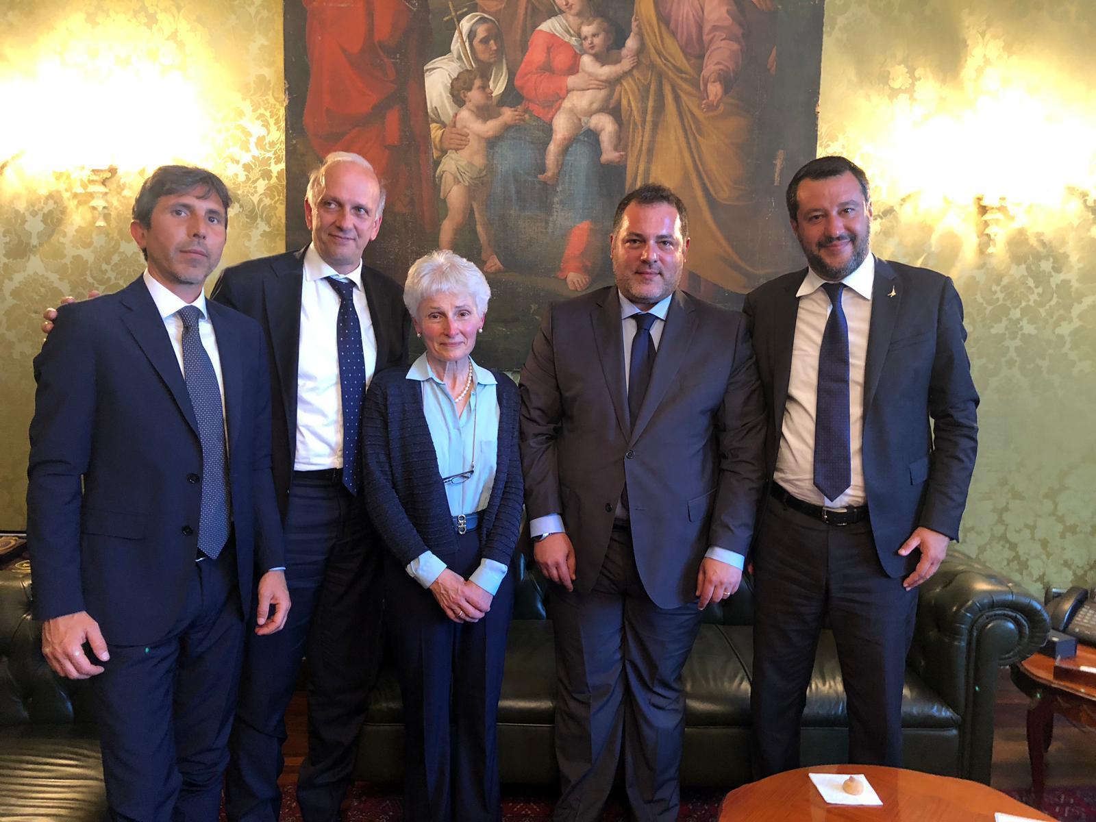 Salvini: «Tutto bene quel che finisce bene». Ma il caso della docente di Palermo è poi finito in tribunale