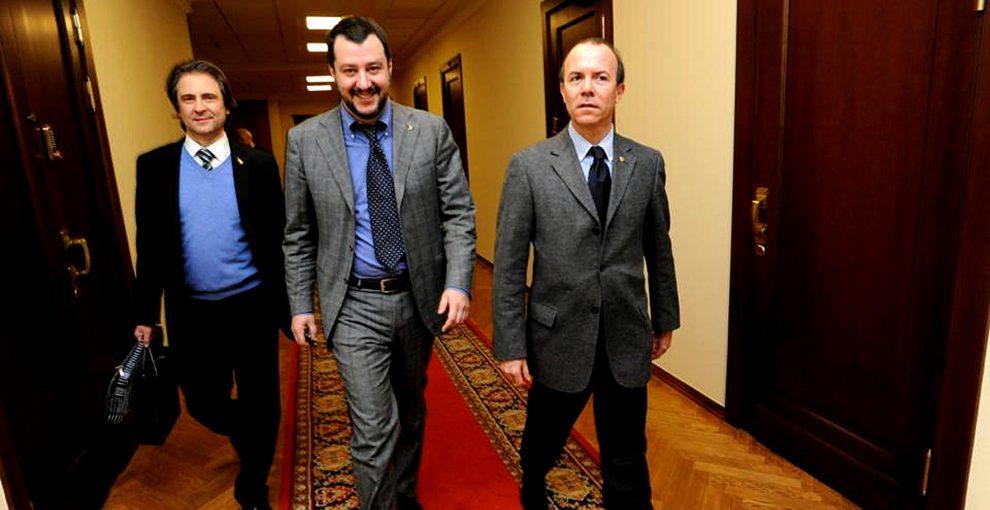 Cosa sappiamo del caso Savoini e della trattativa per i fondi russi alla Lega