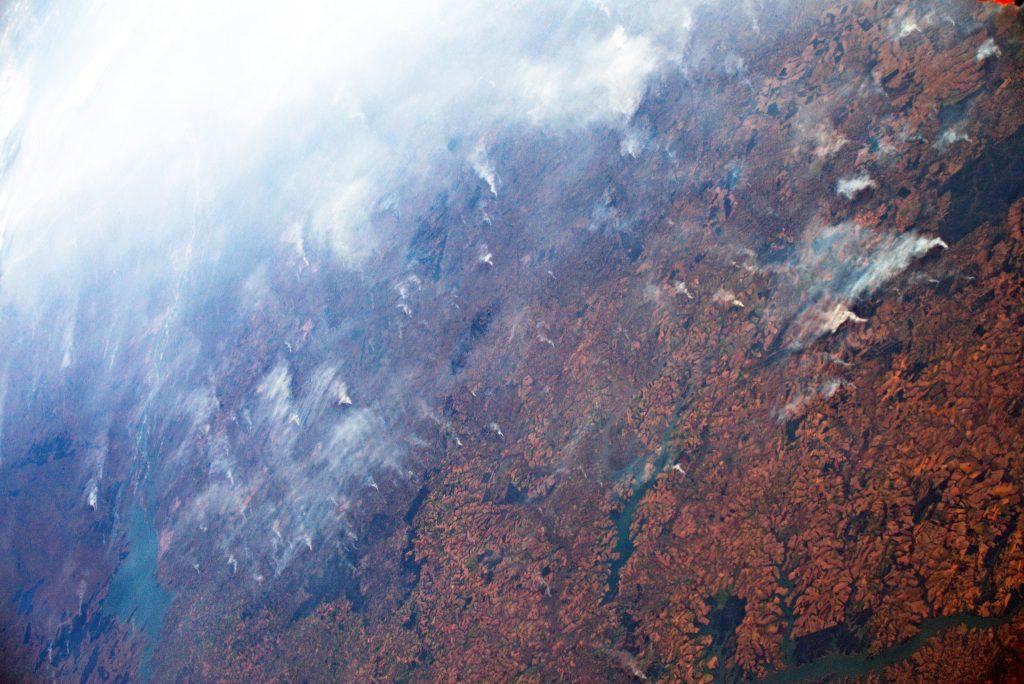 Amazzonia, Incendi, NASA, Brasile, cambiamento climatico