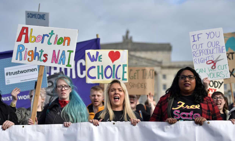 Irlanda del Nord, aborto, matrimonio, gay, Regno Unito