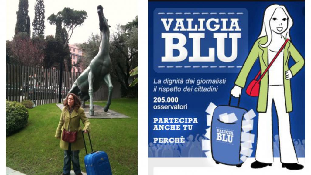 Valigia Blu, Minzolini, Rai, Berlusconi, Mills