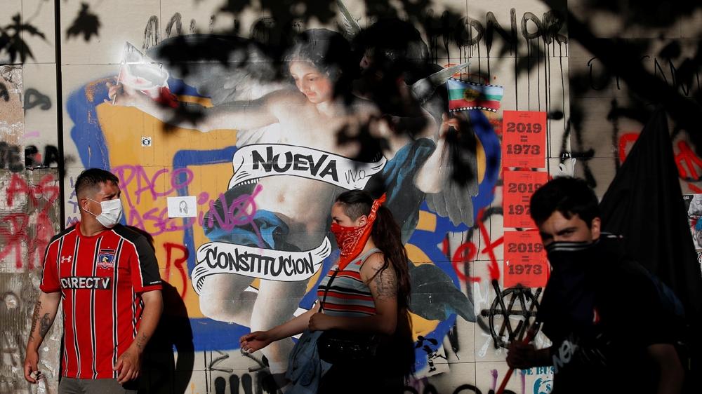 Cile, Pinera, proteste, abusi, costituzione, polizia