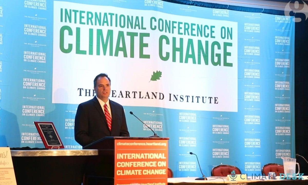 cambiamento climatico, negazionismo, istituto bruno leoni
