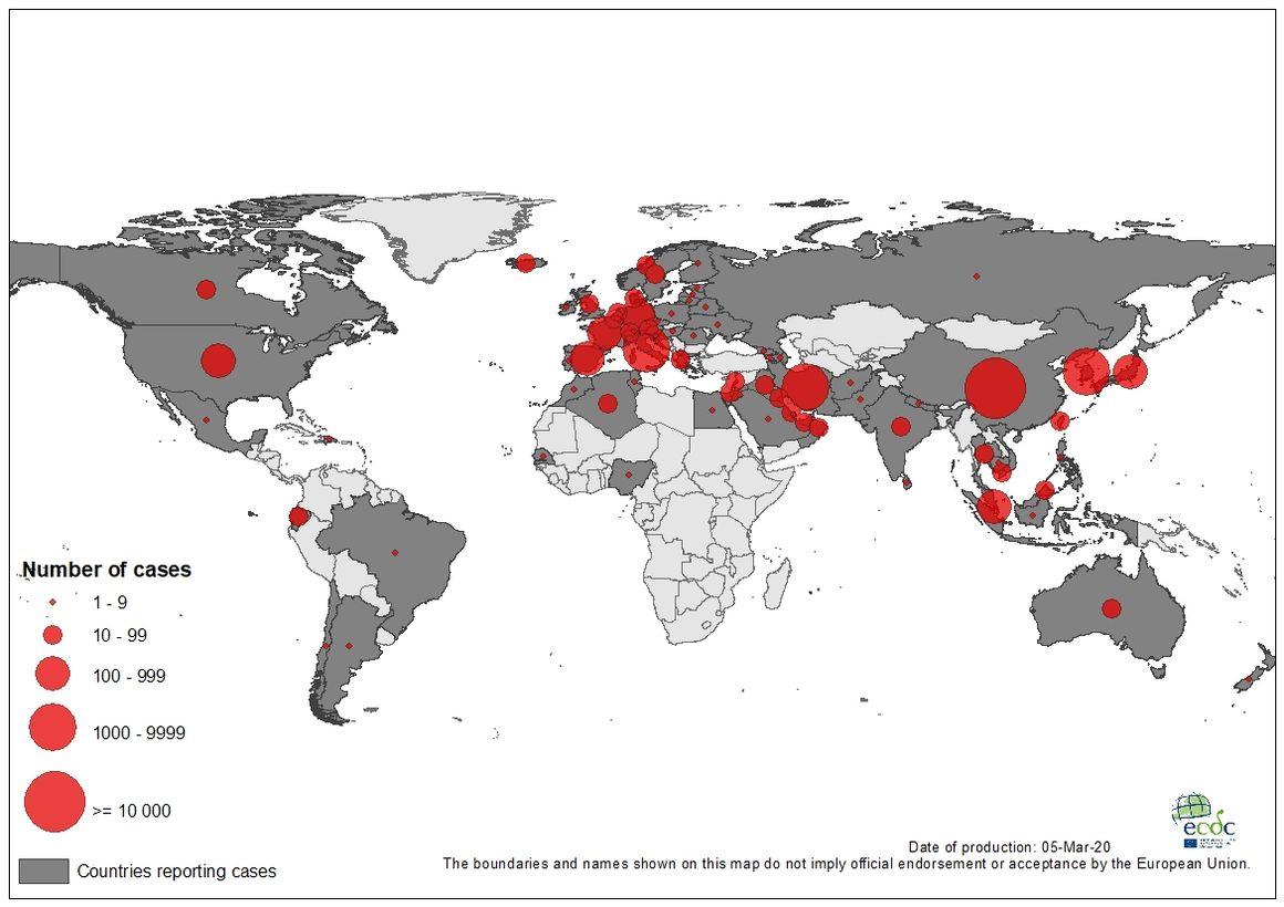 Nuovo Coronavirus Cosa Sta Succedendo A Livello Globale E Cosa Dicono Gli Ultimi Studi Valigia Blu