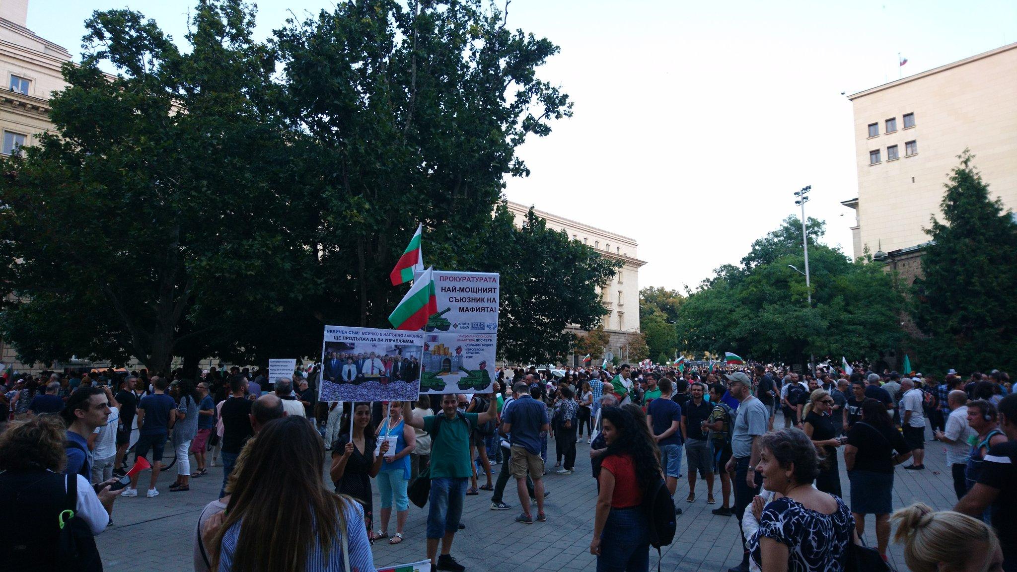 La nuova alba della democrazia bulgara tra proteste, repressione e oligarchie